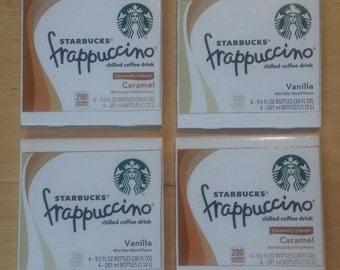 Starbucks Frappuccino Tile Coasters