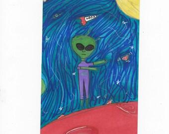 Space Alien