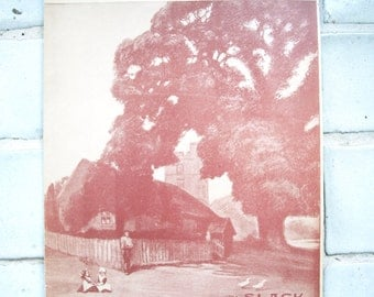 Rare Antique/ Vintage Sheet Music Home Sweet Home by Slack – 1916