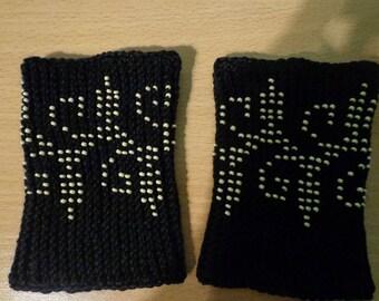 Wrist warmers( Riešinės)