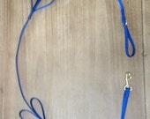 Blue Tug Control Nylon Dog Leash