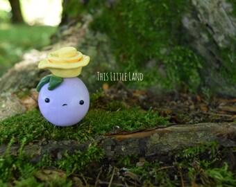 Grumpy Rose Slug Lavender/Yellow