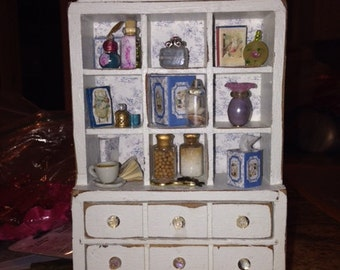 Open cabinet with Drawers