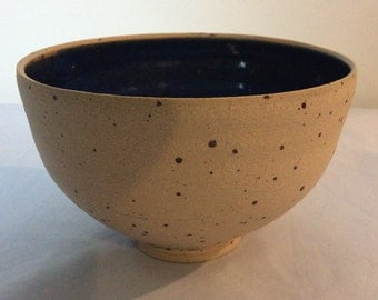 Small blue bowl LB1