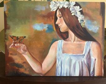 Phantasmagoria - Oil Painting