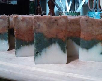 Tea Tree Soap - Organic Soap - Natural Soap - Cold Process Soap - Handmade Soap