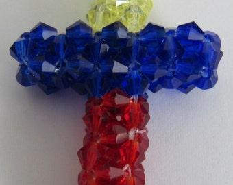 3D Cross Venezuela