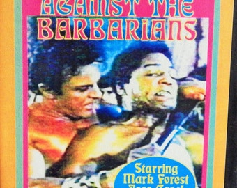 Hercules Against the Barbarians VHS 1996 Something Weird Video Movie; Sword & Sandal Action 1964 Mark Forest, Gloria Milland, Jose Greci