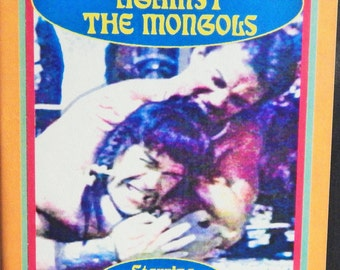Hercules Against The Mongols VHS 1996 Something Weird Video Movie 1963 Sword and Sandal Action; Mark Forest, Azia Maria Spim, Ken Clark