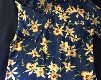Vintage Aloha shirt, M