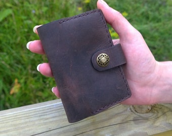 FREE SHIPPING. Leather key wallet, Leather wallet, Leather key case,  Key chain