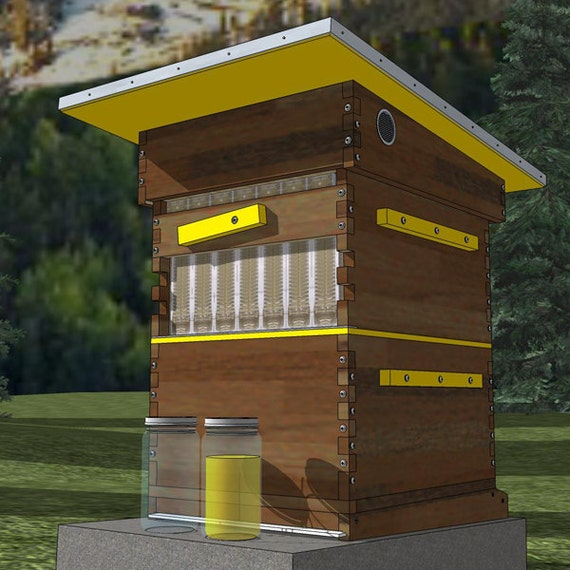 Beekeeping DIY Flow Hive Instruction Manual