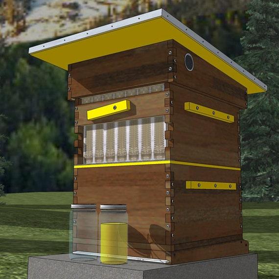 Beekeeping DIY Flow Hive Instruction Manual