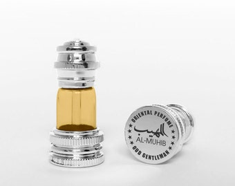 Oud Gentleman - Concentrated perfume extract - pure Oriental fragrance oil