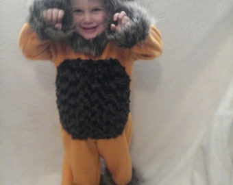Toddler Costume-Lion