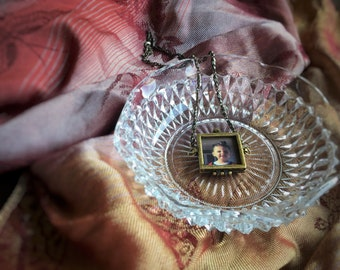 Mother's Photo Locket Necklace