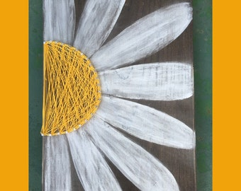 Daisy Wall Decor