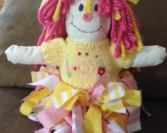 Pink Lemonade Doll