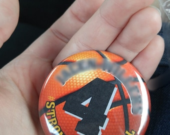 Custom  2 1/4 inch pin back buttons