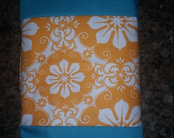 Orange/Blue Hot/Cold Therapy Bag