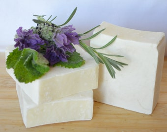 Catille 100% Olive Oil Soap for Sensitive Skin