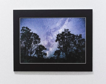 Jarrahdale - photographic print of night sky - two sizes