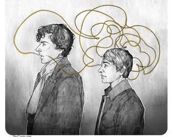 Listen, Sherlock and John