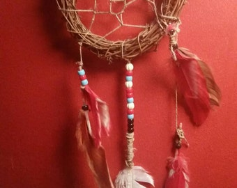 Eagle feather dreams