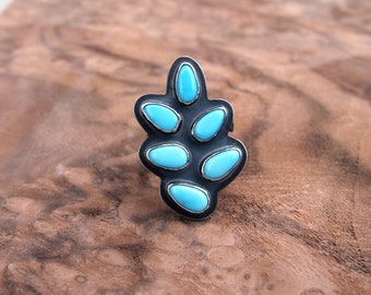 Pines Ring – Sleeping Beauty Turquoise - Size 7