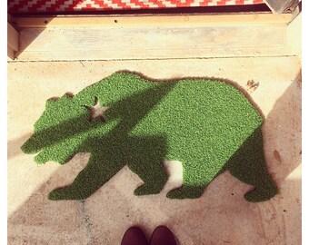 California Bear Mat