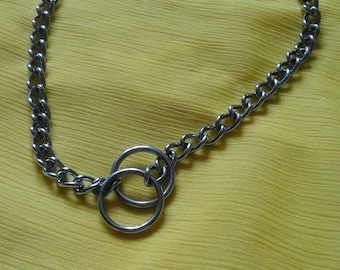 collar chain for dogs