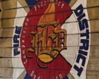 Custom Flag Artwork