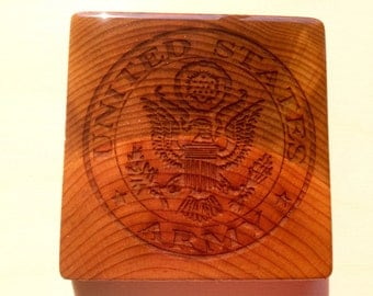 United States Army Coasters