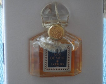 Perfume Guerlain (old, vintage, collection) night flight