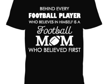 Football Mom Shirt!