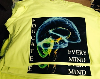 Educate every mind