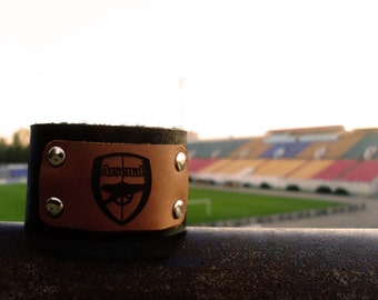 Bracelets with the name of your favorite soccer team