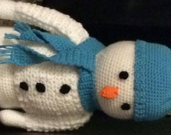 Winter Wonderland Snowman