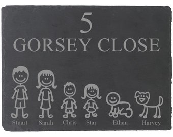 Personalised Childrens Wooden Stool