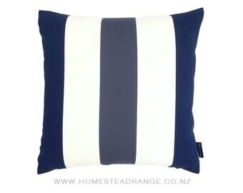 Blue Steel Cushions 50cm