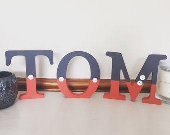 Personalised Handmade Letters MDF
