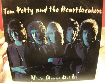Tom Petty and the Heartbreakers - You're Gonna Get It! - Record - 1978