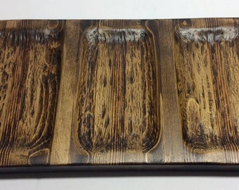 Wood Valet Tray Anniversary Gift