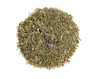 Agrimony Agrimonia Eupatoria Dried Leaves & Stems - Buy Any 2x50g Get 1x50g Free!