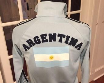 Track Jacket Argentina