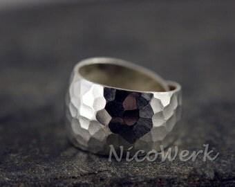 Silver ring VINTAGE ring Silver 925 adjustable ladies jewelry ladies rings 191