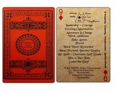 ROSA ROSSA (Red Rose) DECK