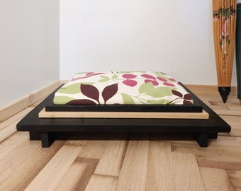 "Dog bed Minimal ""Jakarta"",Made in Italy, Size S, We Wag"