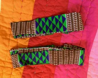 Ghanaian Kid's Fabric Headbands
