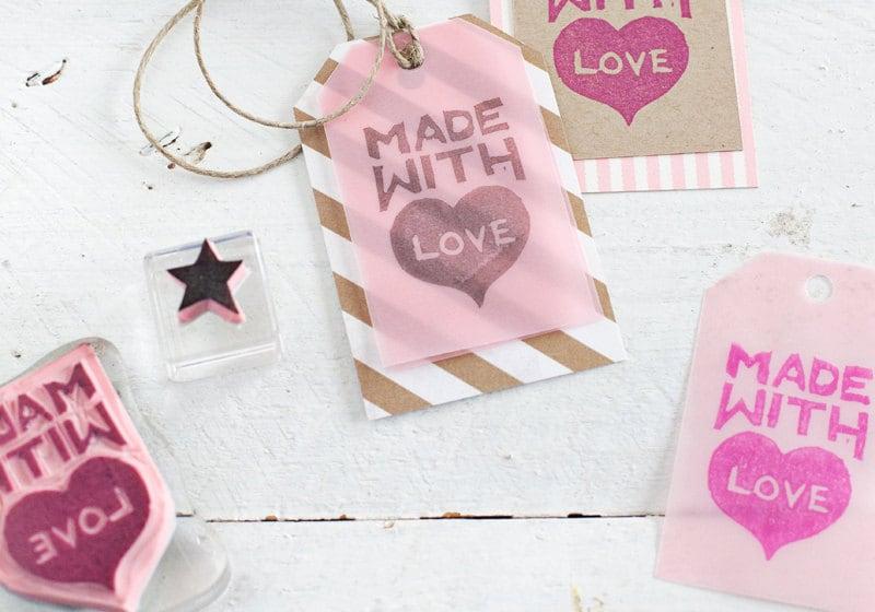 spesso 9 Idee per pacchetti natalizi fai da te OM03